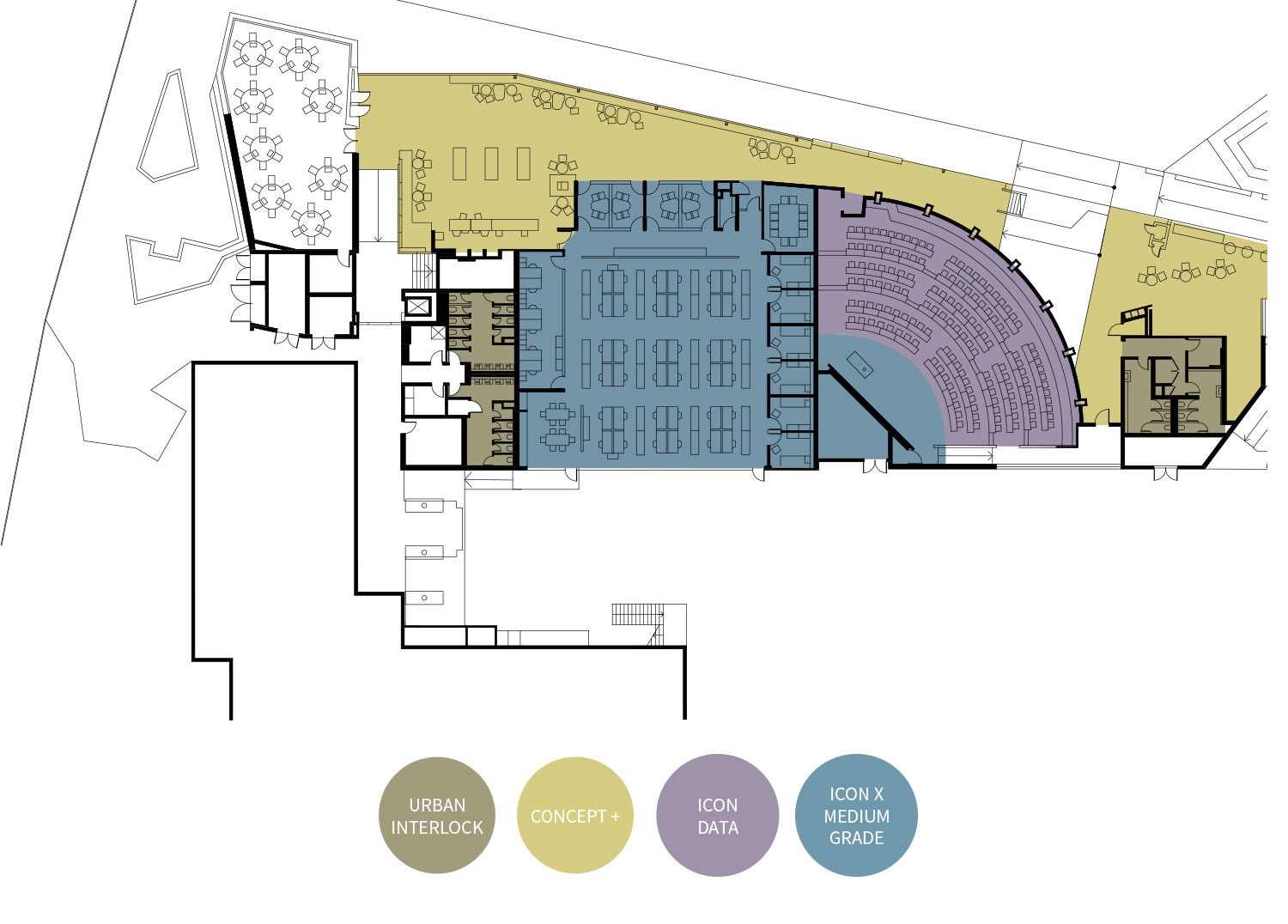 Education Environment Floorplan